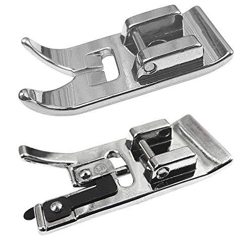 Zick Zack Fuß (Standardfuß) Nähfuß und Overlockfuß für Silvercrest Nähmaschinen