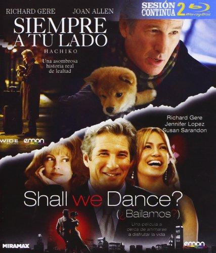 Pack: Hachiko + ¿Bailamos? (Blu-Ray) (Import) (2012) Richard Gere; Jennifer