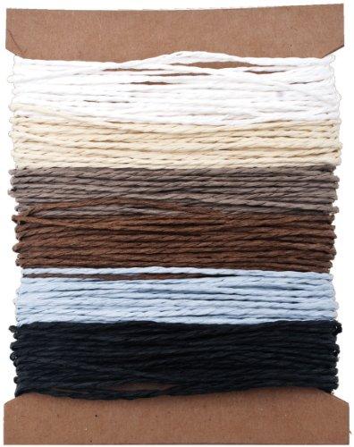 tim-holtz-idea-ology-solide-fil-papier-multicolore