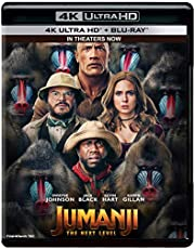 Jumanji: The Next Level (4K UHD & HD) (2-Disc)