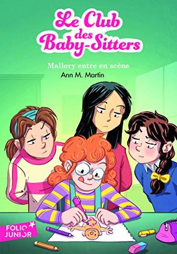 Le Club des Baby-Sitters, 14:Mallory entre en scène