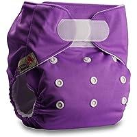 LittleBloom Bebé Pañales Lavables Pañal Reutilizable Insertos, Cierre: VELCRO, Set De 1