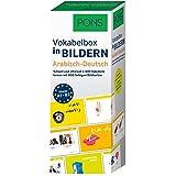 PONS Vokabelbox in Bildern Arabisch-Deutsch: Schnell und effizient 2.000 Vokabeln lernen mit 800 farbigen Bildkarten