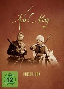 Karl May Edition 1 - Orient Box (3 DVDs) [Der Schut, Durchs wilde Kurdistan, Im Reiche des silbernen Löwen]