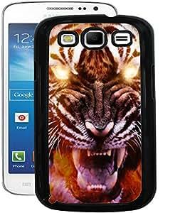 ColourCraft Roaring Tiger Design Back Case Cover for SAMSUNG GALAXY S3 I9300 / I9305