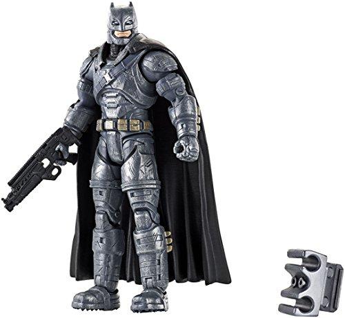 Verses Superman Movie Collector Armored Batman Figur, 15 cm ()