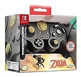Manette Smash pour Nintendo Switch Link - noir