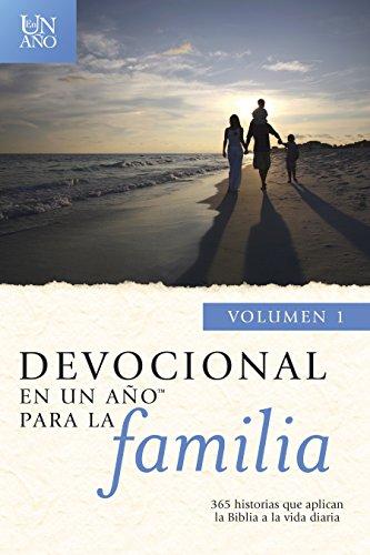 Devocional en un año para la familia volumen 1 (En un ano/One Year Book) par Tyndale Kids