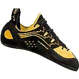 La Sportiva Scarpe da Arrampicata Katana Laces Black/Yellow (41)