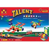 Toyztrend Talent Blocks Big Building Set For Kids