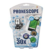 NEW Phonescope Mobile Phone Microscope - up to 30X Magnification! (2)