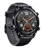 Huawei Watch GT mit Herzfrequenzmesser, GPS, TruSleep-Schlafmonitor, Graphite
