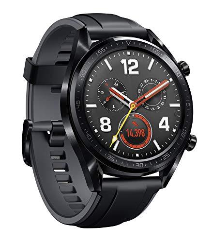 Huawei Watch GT Reloj, Hombre, Negro, Talla Única