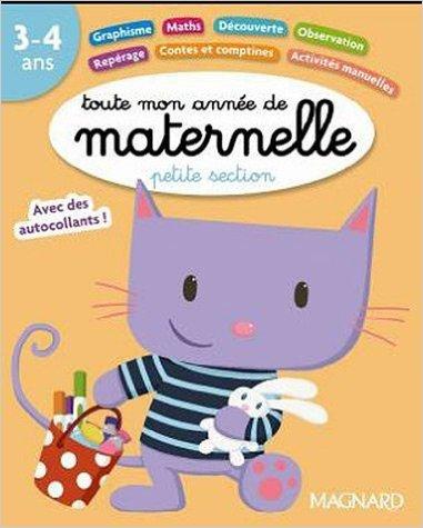 Toute mon année de maternelle petite section de Marie-Françoise Mornet,Marianne Dupuy-Sauze ,Virginie Chiodo ( 1 avril 2008 )