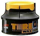 Soft99 2015 Tire Wax Reifenwax Inklusive Auftragsschwamm, 170 g