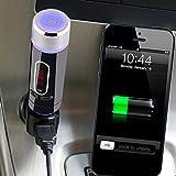 Auto MP3 Player Bluetooth FM Transmitter FM Modulator mit Fernbedienung (Farbe: Schwarz)