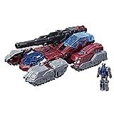 Transformers C1095EL2Generation Titans Return Deception Quake und Chasm Figur