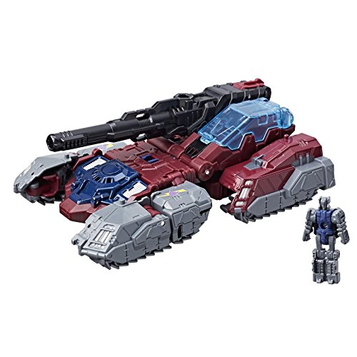Transformers C1095EL2 Generations Titans Return Deception Quake and Chasm Figure