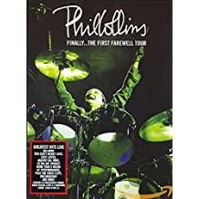 Phil Collins - Finally ... The first Farewell Tour inkl. Booklet