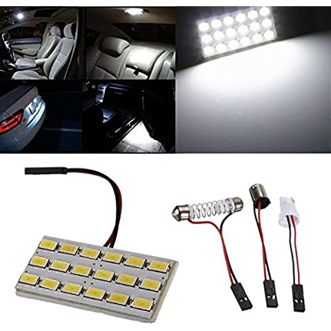 Moppi 18 auto smd 5630 t10 LED