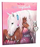 Depesche 10244 Tagebuch Miss Melody mit Stickern, rosa, bunt