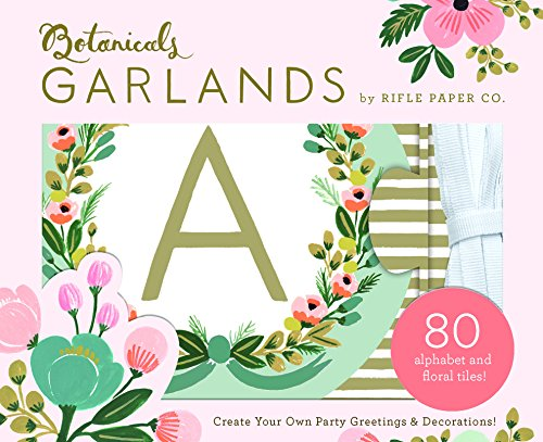 Botanicals Garlands: Rifle Paper Co