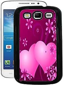 ColourCraft Love Hearts Design Back Case Cover for SAMSUNG GALAXY S3 NEO I9300I