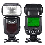Best Nikon Flashes - Andoer AD-960II Universal LCD Display On-camera Speedlite Flash Review