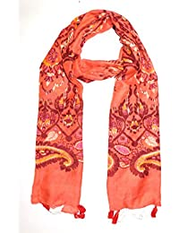 Sri Belha Fashions New Collection 2017 Scarves Soft Poly Cotton Fashion Trendy Women's Scarf, Stoles