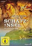 Auf der Suche nach der Schatzinsel - Die komplette Serie (4 DVDs)
