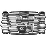 Crank Brothers Multi-19 - Herramientas para bicicletas dorado dorado Talla:talla única