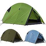 Grand Canyon Cardova 1 - leichtes Zelt, 1 - 2 Personen, für Trekking, Camping, Outdoor, Festival mit kleinem Packmaß, einfacher Aufbau, Wasserdicht, in verschiedenen farben