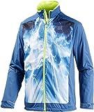 TAO Sportswear Men's Sovereign Jacket/Gilet, Men, Sovereign Jacket, True Navy Print, X-Large