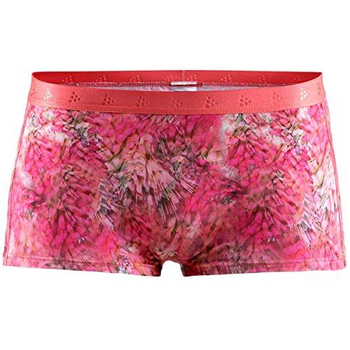 Craft Damen Greatness Waistband Boxer W Unterhose, Dahlia/Panic, XL