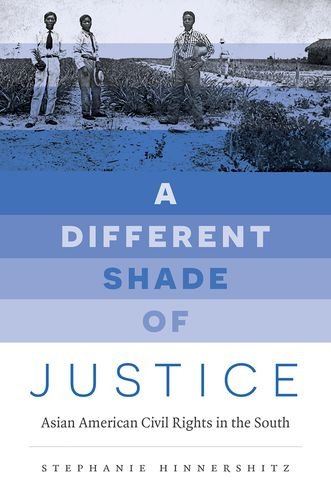 A Different Shade of Justice: Asian American Civil Rights in the South (Justice, Power and Politics)
