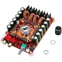 Tarjeta de Amplificador Digital de Alta Potencia de Salida 160W + 160W Módulo de Placa de Amplificador de Potencia de Audio estéreo de Doble Canal