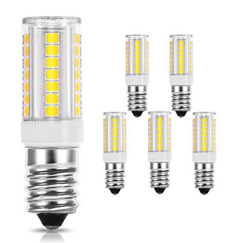 LOHAS® SES 5W E14 LED Bombilla, 40W Equivalente, Blanco Natural 4000K, 400lm,...