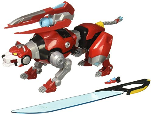Voltron: Legendary Defender Legendary Red Lion Action Figura