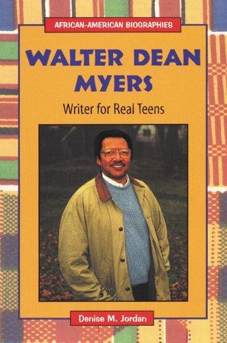 Walter Dean Myers: Writer for Real Teens (African-American Biographies (Enslow)) by Denise M. Jordan (1999-07-01)