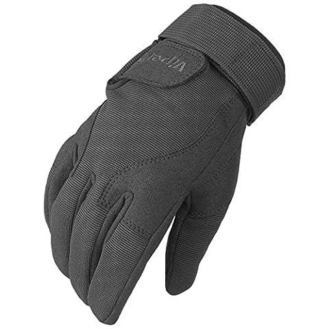 Viper - Gants Style Forces Spéciales - Noir, XL