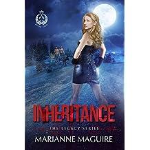 Inheritance (The Legacy Series Book 2)