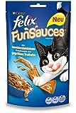 Felix Snacks Funsauces Truthahngeschmack, 5er Pack (25 x 15 g)