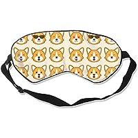 Natural Silk Eyes Mask Sleep Funny Pug Blindfold Eyeshade with Adjustable for Travel,Nap,Meditation,Sleeping,Shift... preisvergleich bei billige-tabletten.eu