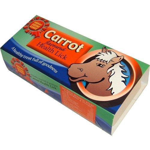 Rockies  Horse Health Lick Carrot 2Kg