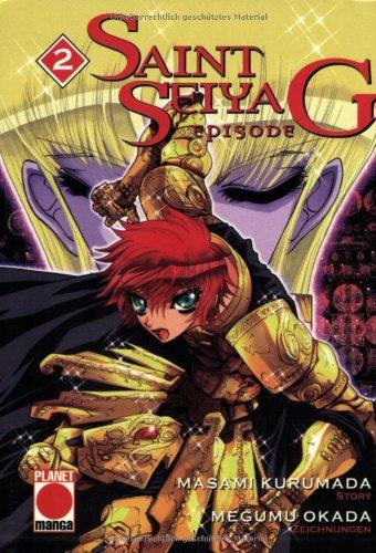 Saint Seiya Episode G 02