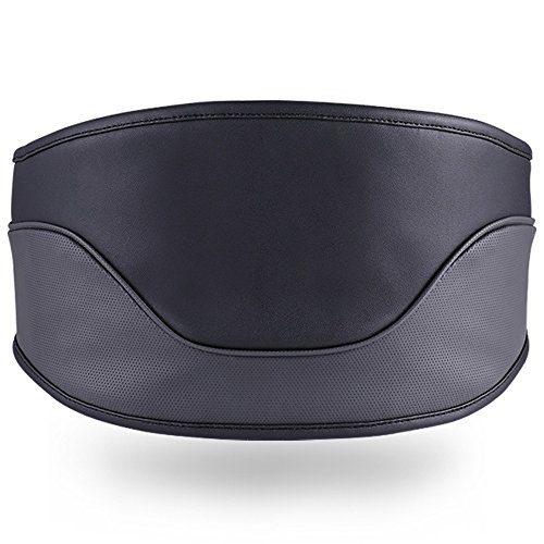 Unbekannt Beste Hausmassage Taille Massagegerät Hals Schulter Körper Multifunktions-Vibrationsmassage Hot Compress Bequeme Verwendung (Farbe : Plug in, größe : M(107CM))