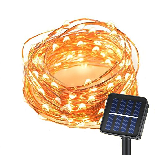 Tolle Solarlichterkette