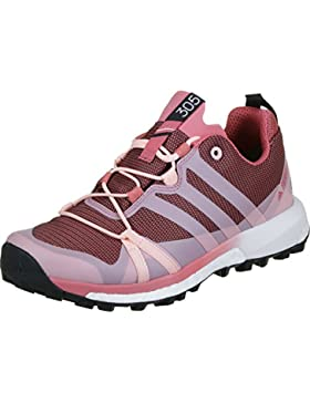 adidas Damen Terrex Agravic Gtx W Wanderschuhe, Pink (Rosa Rostac/Corneb/Ftwbla), 40 EU