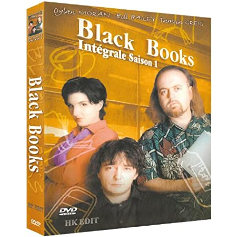Black Books - Intégrale Saison 1