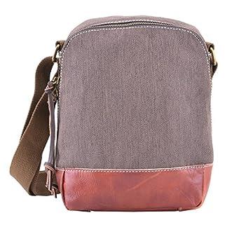 51x1qo82DGL. SS324  - GOOTIUM Bolso de Hombro para Mujer, marrón (Marrón) - 50926BR